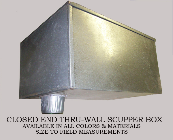 Wholesale Supplier Of Through Wall Amp Scupper Boxes