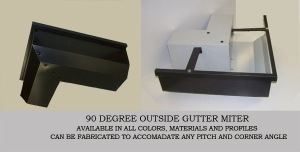 Available in all colors. Materials & profiles can be fabricated to accommodate any pitch and corner angle.
