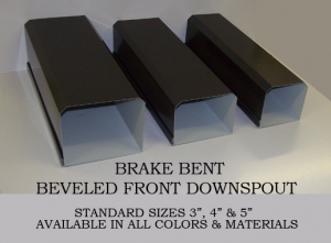 """Standard sizes 3"""", 4"""", 5"""". Available in all colors & materials"""