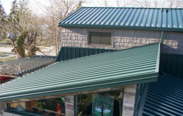 Residential Metal Roofing Installation And Sheet Metal Se