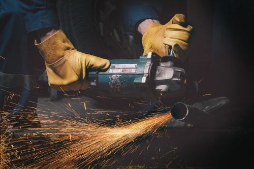 There are 10 steel fabrication tools every worker should have; this post goes through each.